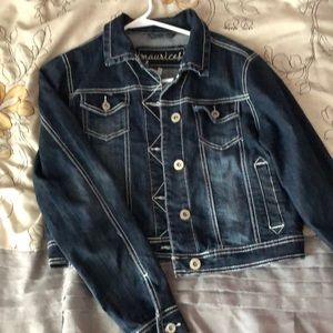 Maurices Jean Jacket!!